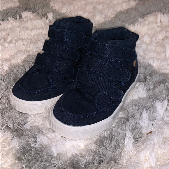 Old Navy Shoes | Toddler Boys Navy Blue